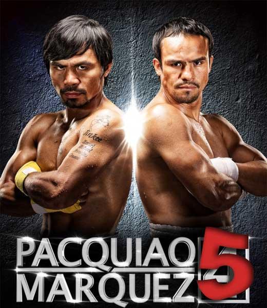 Pacquiao vs Márquez quinta pelea