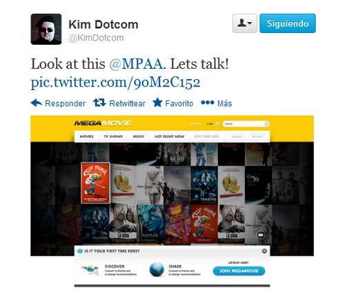 Noticias de Kim Dotcom