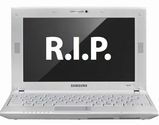 Notebooks han muerto este 2013 ya que dejaran de producirse