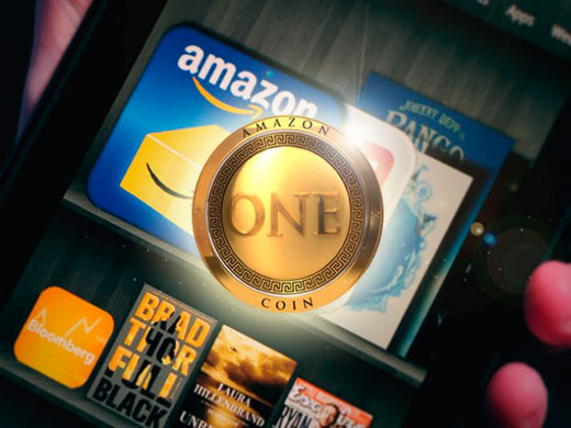 Amazon Coin Kindle Fire