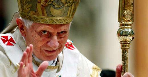 Papa Benedicto XVI Joseph Ratzinger