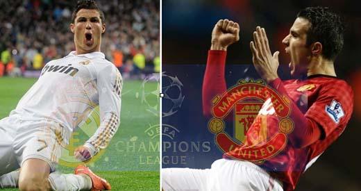 Madrid contra Manchester United en Bernabéu