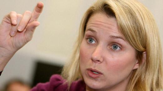 Marissa Meyer CEO de Yahoo