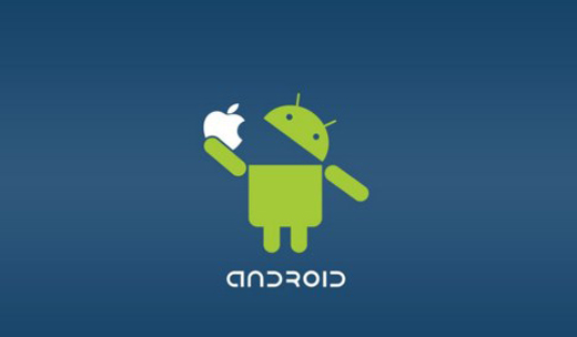 reporte de android vs apple.
