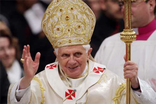 Noticias de Benedicto XVI