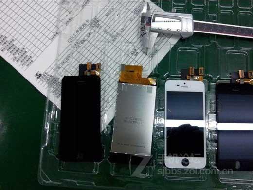 iPhone 5S foto filtrada