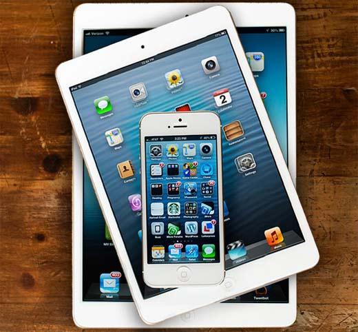 Nuevo iPhone 5S y iPad 5 serán presentados en Abril y Agosto