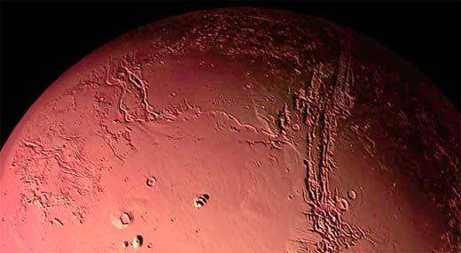 Exploración Marciana para conquistar al planeta rojo por parte de Rusia y Europa