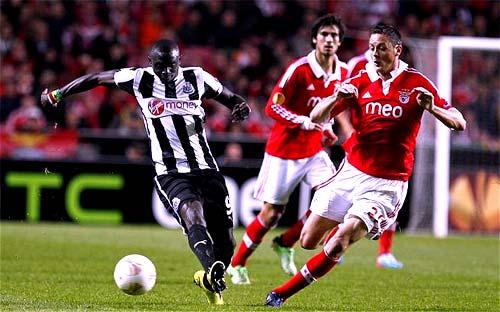 Benfica pasa a semifinales
