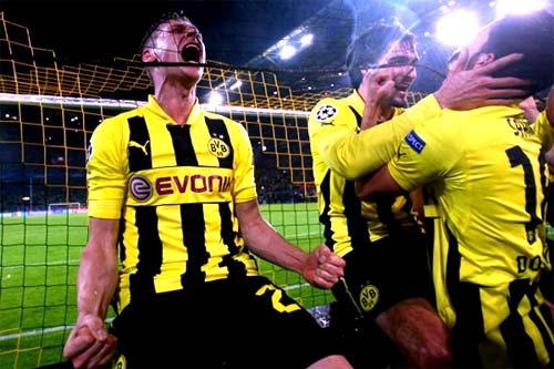 Borussia Dortmund vs Málaga