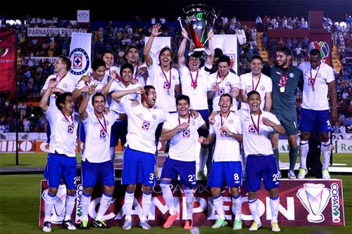 Cruz Azul es campeon de la copa mx