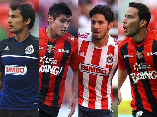 Jaguares vs Chivas clausura 2013