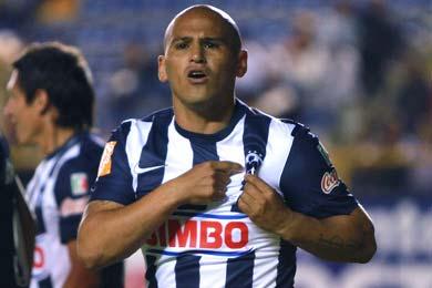 Monterrey vs Galaxy semifinal