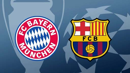Barcelona vs Bayern Munich previo