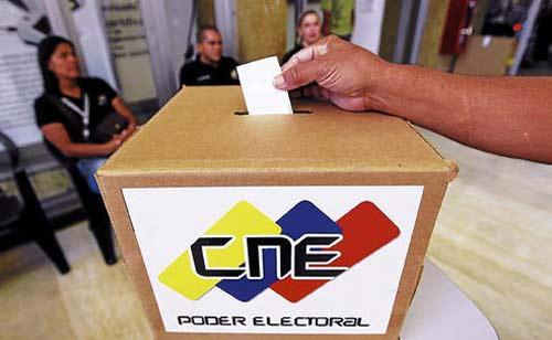 Elecciones para presidente en Venezuela entre Maduro y Capriles