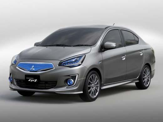 G4 Compact Sedan se presentará en shangai