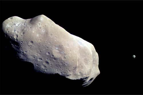 Asteroides fotos