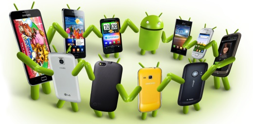 Android tiene el 93,5%