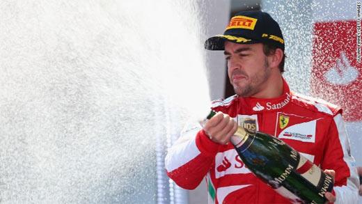 Gran Premio de España fernando alonso