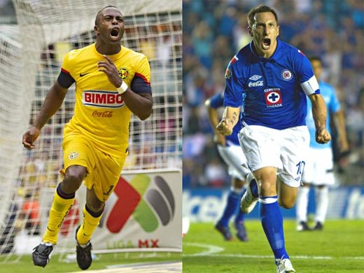 Horario de la Final America vs Cruz Azul