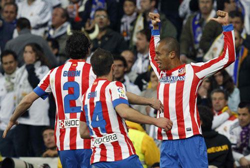 Atlético de Madrid es campeón