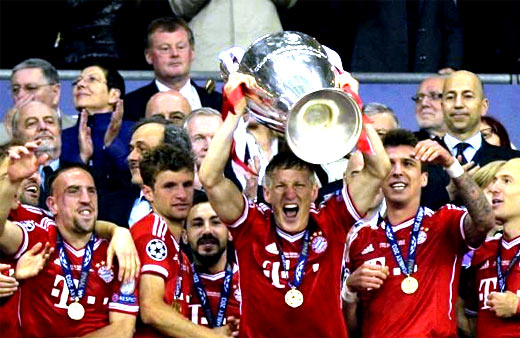 Bayern Munich campeon
