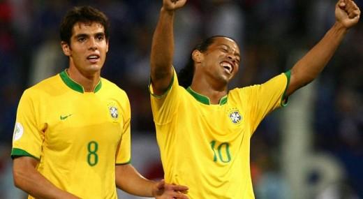 Convocatoria de Brasil para la Confederaciones