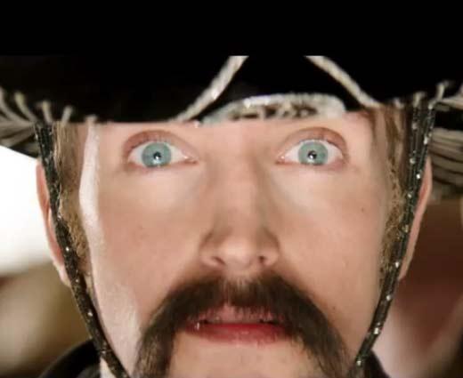 Actor Aleman en comercial de Los Vochos de McDoland's que ha causado indignación