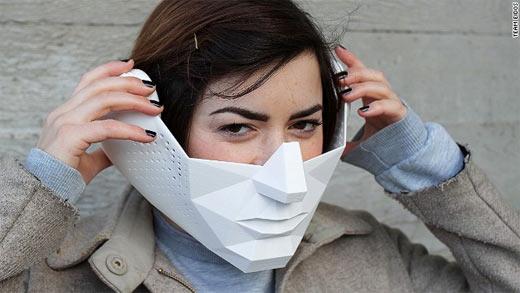 Mascara para amplificar