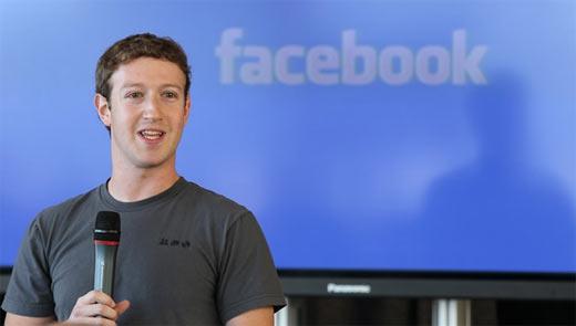 Mark Zuckerberg cumple 29 años