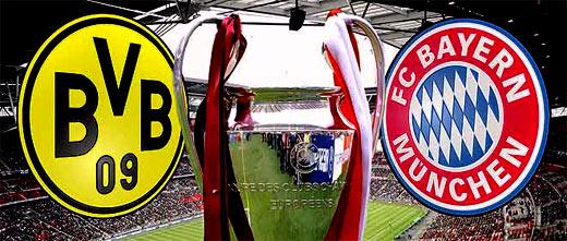 Bayern Munich vs Borussia Dortmund minuto a minuto