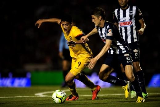 Monterrey 2-2 América semifinales