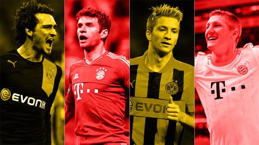 Bayern Munich vs Borussia Dortmund analisis