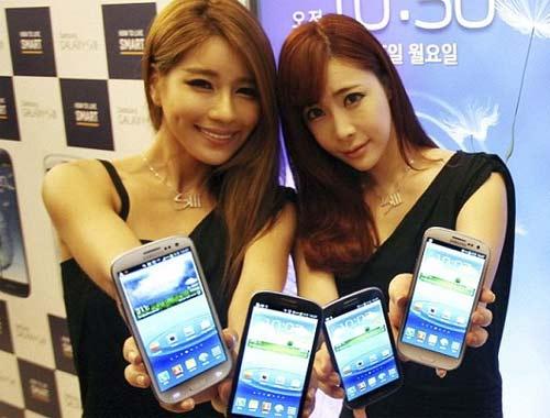 Samsung Galaxy S4 Ventas