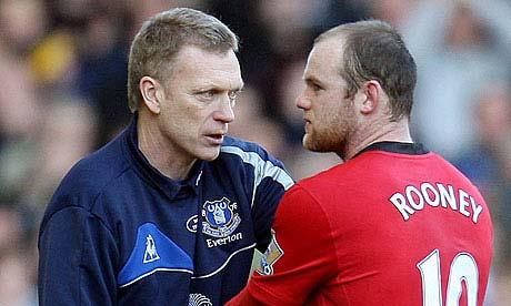 Wayne Rooney se va del manchester