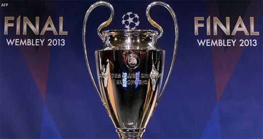 Final Champions League entre Bayern Munich vs Borussia Dortmund