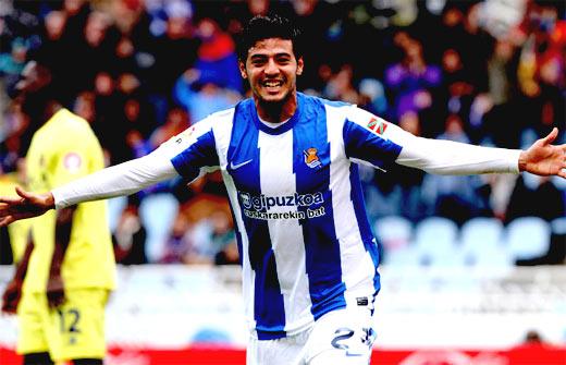 Carlos Vela convocado