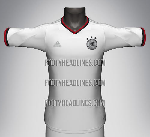 Jersey alemania
