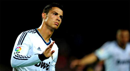 Cristiano Ronaldo iria
