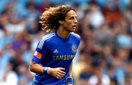 David Luiz ficharia