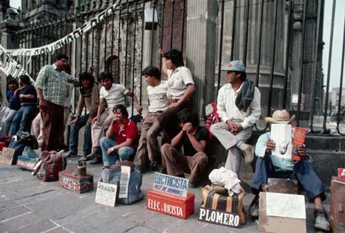 Personas Desempleadas
