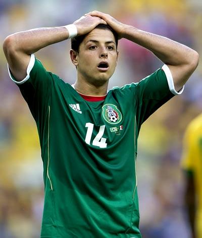 Brasil 2-0 México Copa Confederaciones