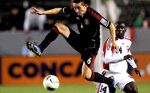 Héctor Herrera jugador mas caro