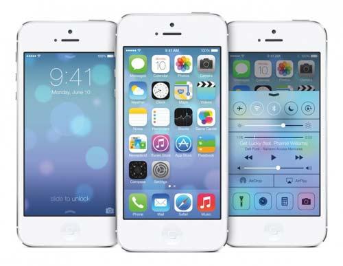 Adelantos de iOS 7
