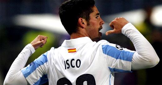 Isco iria al Manchester City