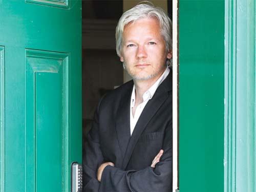 Noticias de Julian Assange