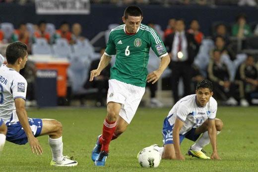 México vs Jamaica