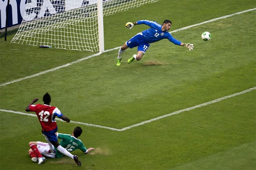 México 0-0 Costa Rica empate