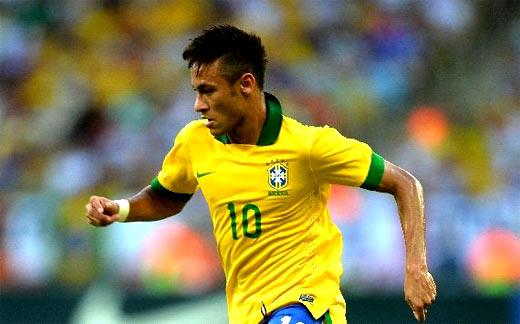 Neymar es el jugador