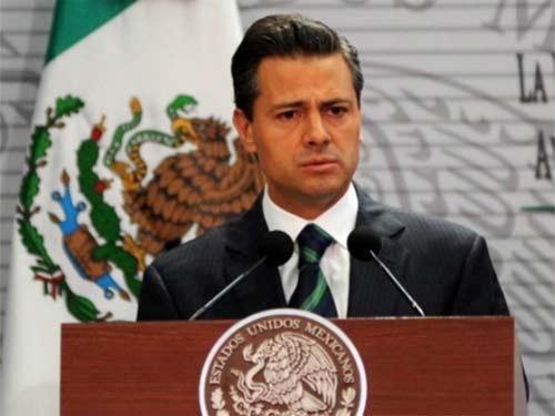 Noticias de Peña Nieto